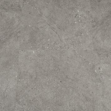 Clickvinyl Piedra Tegel Lichtgrijs Micro 4V-Groef 61x30,5 cm 1,86 m2