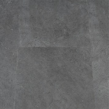 Clickvinyl Piedra Tegel Donkergrijs Micro 4V-Groef 61x30,5 cm 1,86 m2