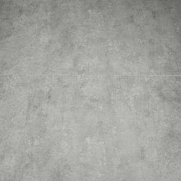Clickvinyl Senza Tegel Grijs Micro 4V-Groef 61x45,6 cm 2,23 m2
