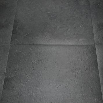 Dalle vinyle Peel & Stick Minori gris foncé 4,18 m²
