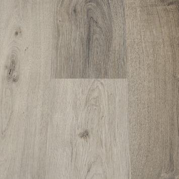 Vinyle click Sarenza motif bois gris clair 1,76 m²