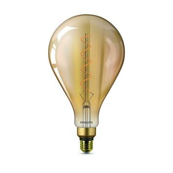 Ampoule LED poire Philips E27 Giant Vintage 25 W doré