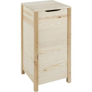 Boîte en bois pour pellets Galico 45 L