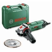 Bosch haakse slijper PWS 850-125 met gratis slijpschijf