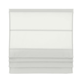 GAMMA vouwgordijn 2100 wit 160x180 cm