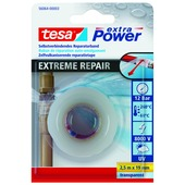 Ruban de réparation Tesa Extra power extreme repair 2,5 m x 19 mm transparent