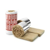 Rockwool Rockroof sidefix plus 113 spijkerflensdeken steenwol 12x60x450 cm 2,7 m² R=3