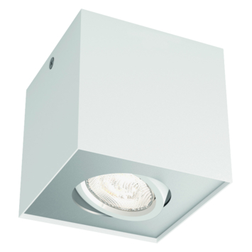 Philips Opbouwspot MyLiving Box LED Wit 4.5W