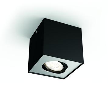 Spot Box Philips LED intégrée 1x 4,5 W noir