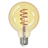 Ampoule LED à filament Handson globe 9,5 cm E27 4 W = 25 W 245 Lm dimmable