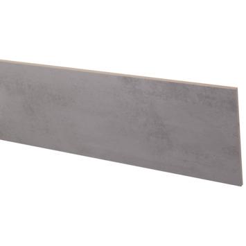 Contremarche CanDo rénovation d'escalier 130x20 cm Béton gris clair 3 pièces