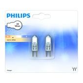 Capsule halogène Philips G4 255 Lm 20W clair