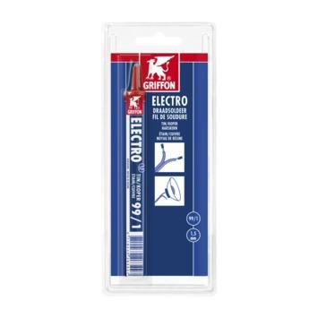 Griffon Electro draadsoldeer tin/koper 1,5 mm
