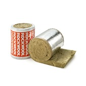 Rockwool Rockroof sidefix 112 spijkerflensdeken steenwol onbekleed 16x60x320 cm 1,92 m²R=4