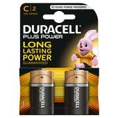 Duracell Plus Power batterij type C 2 stuks