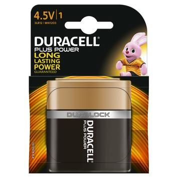 Pile Duracell Plus Power 4,5V 1 pack