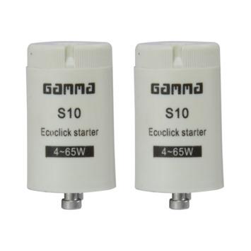 GAMMA ecoclick starter FSL S10 4-65W 2 stuks