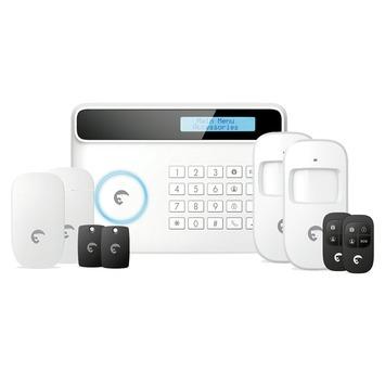 Système d'alarme sans fil eTiger S4 commande par appli