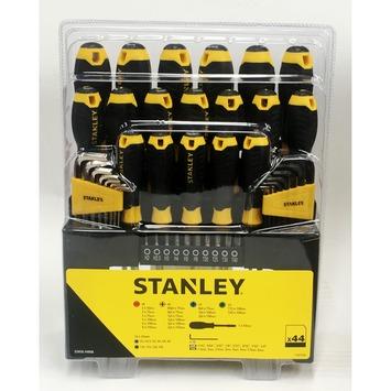 Jeu de 44 tournevis Stanley STHT0-74958 softgrip