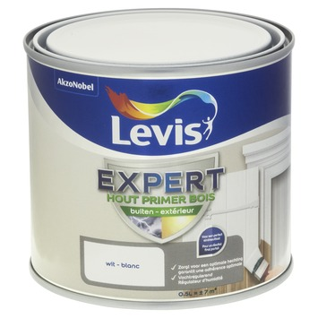 Levis Expert primer buiten wit 500 ml