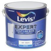 Levis Expert binnen lak zijdeglans wit 2,5 L