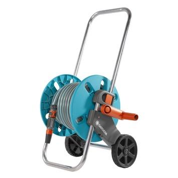 Dévidoir sur roues équipé 20 m Gardena Aquaroll S