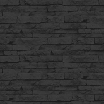 Papier peint intissé 101344 Odyssée noir
