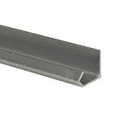 Rail pour porte coulissante Essentials S20 200 cm aluminium
