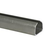 Rail pour porte coulissante Essentials S40-K75 200 cm aluminium