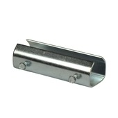 Raccord pour rail Essentials S40-75 aluminium