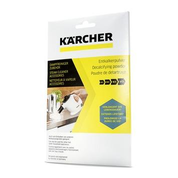 Poudre détartrante 9 bâtons pour nettoyeur vapeur Kärcher