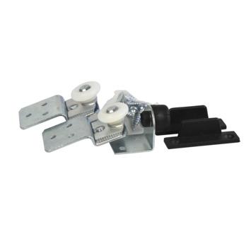 Jeu de pièces détachées Essentials pour rail de porte coulissante S20