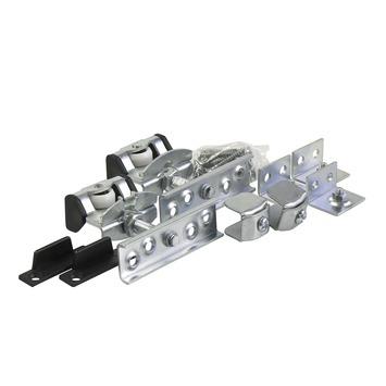 Jeu de pièces détachées Essentials pour rail de porte coulissante S40