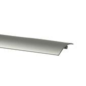 Essentials overgangsprofiel 1030 x 14mm aluminium