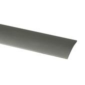 Essentials overgangsprofiel 1030 x 30mm aluminium