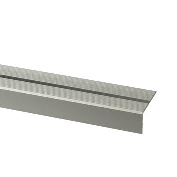 Trapkant aluminium 42x20mm 110cm