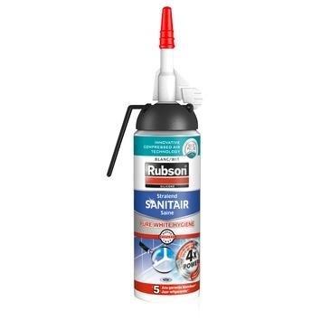 Mastic sanitaire Rubson Pure White hygiene 100 ml