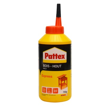 Colle à bois express Pattex 750 g