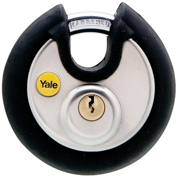 Yale discushangslot 70 mm inox