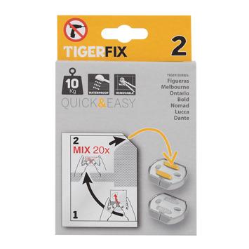 Tigerfix type 2 - 2 pièces