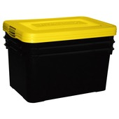 Allibert opbergbox Pro Line 50 L 3 stuks