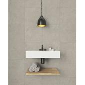 Lambris GX Wall Grosfillex beige ciment dim. 30x60 cm 1,98 m², 11 pièces