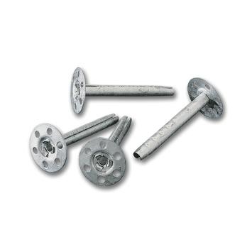 Cheville métallique Qboard 80 mm 10 pièces