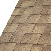 Shingle Cambridge Xpress 3,1 m² earth tone cedar brun 20 pièces
