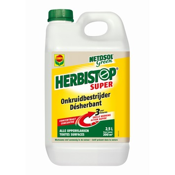 Compo Netosol Green Herbistop super alle oppervlakken 2,5 L
