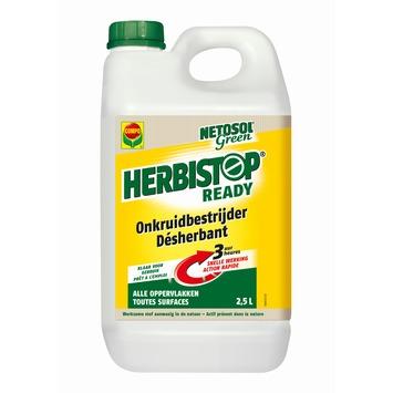 Désherbant Herbistop Compo Netosol Green toutes surfaces 2,5 L