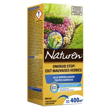 Naturen onkruid stop 900 ml