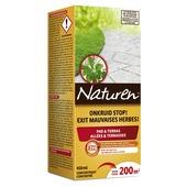 Naturen onkruid stop pad & terras 450 ml