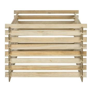 Composteur en bois 530 L