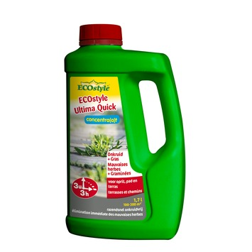 Ecostyle Ultima Quick anti-onkruid 1,7 L